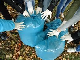 Sprzątanie świata w Rakowni !!!